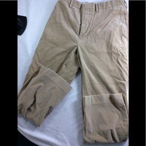 Polo Golf corduroy pants